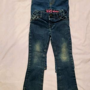 Lot of 2 Girls size 5T The Children's Place Jeans